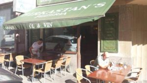 Birkastans Pizzeria в Стокгольме