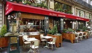 ресторан Chez Clement в Париже