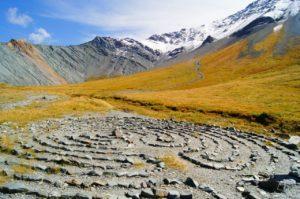 Долина Ярлу на Горном Алтае