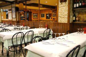 Ресторан Escairon в Барселоне