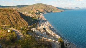 Отдых в Феодосии на Черном море