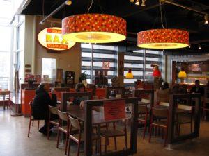 Golden Rax Pizzabuffet в Хельсинки