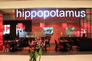 ресторан Hippopotamus в Париже