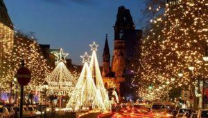 Калининград на Новый год и Рождество