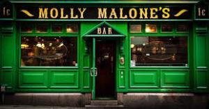 бар Molly Malone's Irish Bar в Хельсинки