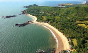 Пляж Ом - отдых в Гоа