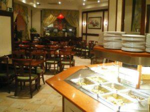 Китайский ресторан Shanghai в Стокгольме