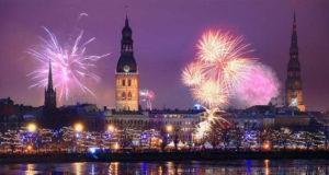 Новый год в Риге