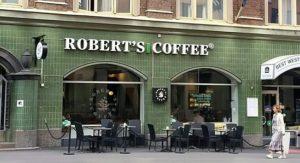Robert's Coffee в Хельсинки