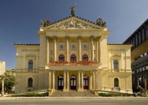 Statni opera Praha на Новый год и Рождество, Прага