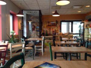 кафе Veggie в Хельсинки