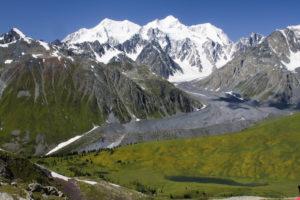 Гора Белуха - место силы и символ Алтая
