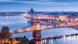 Будапешт в рейтинге дешевых городов Европы