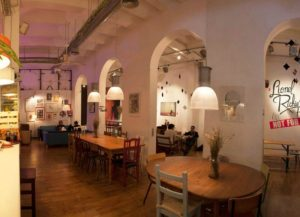 Кафе Galeria Cosmo в Барселоне