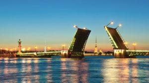 где поесть в Санкт-Петербурге