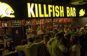 Бар KillFish в Санкт-Петербурге