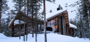 Снять коттедж в Финляндии - отличный способ отметить новогодние праздники