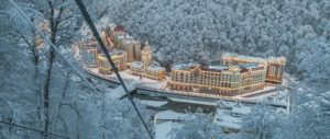 Летний и зимний отдых в Красной Поляне. Цены, отзывы, советы.