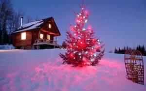 Встречаем Новый год в Карелии. Цены, отели, коттеджи, отзывы туристов.