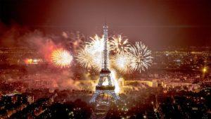 Встречаем Новый год в Париже. Особенности, традиции, цены.