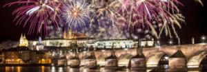 Празднование Нового года в Праге, Карлов мост