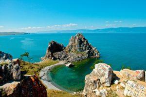 Отдых на Байкале летом, остров Ольхон