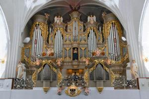 Орган Домского собора в Риге
