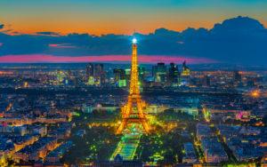 Сколько стоит отдых в Париже