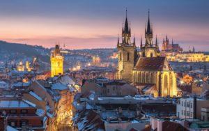 цены на отдых в Праге