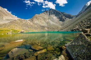 Озеро горных духов - место силы Алтая