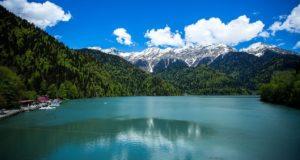 Как добраться до озера Рица самостоятельно из Адлера, Сочи, Гагры и Нового Афона?