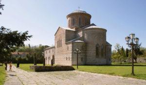Патриарший собор в Пицунде, Абхазия