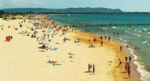 Пляж Анапы - отдых на Черном море