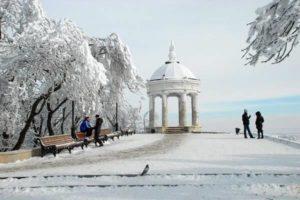 Зимний отдых в Пятигорске