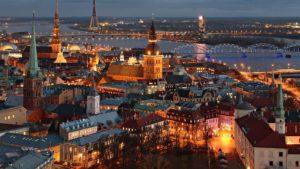 Рига в рейтинге дешевых городов Европы