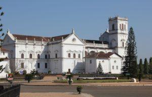 Собор Святой Екатерины в Старом Гоа
