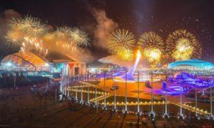 Новый год в Сочи