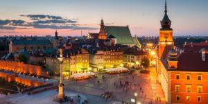 Варшава в рейтинге дешевых городов Европы
