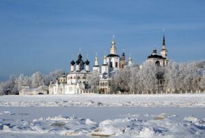 Отдых в Великом Устюге зимой