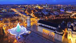 Вильнюс в рейтинге дешевых городов Европы