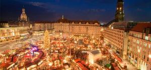 Рождественские ярмарки создают в Берлине особую праздничную атмосферу