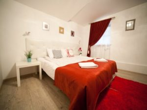 Двухместная комната в хостеле Arooms, где можно недорого остановиться в Питере