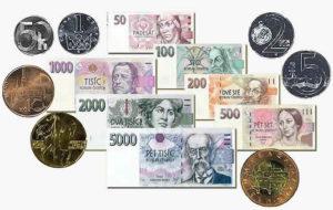 Крона - национальная валюта Чехии