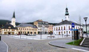 Есеник - путешествие в Чехию