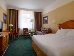 Номер в отеле Марриотт Гранд