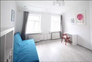 Уютная мансарда - недорогая квартира, чтобы остановиться в Питере