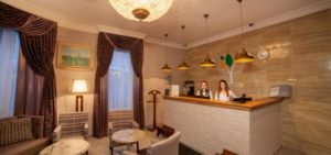 Недорогой отель «Времена года» в Москве