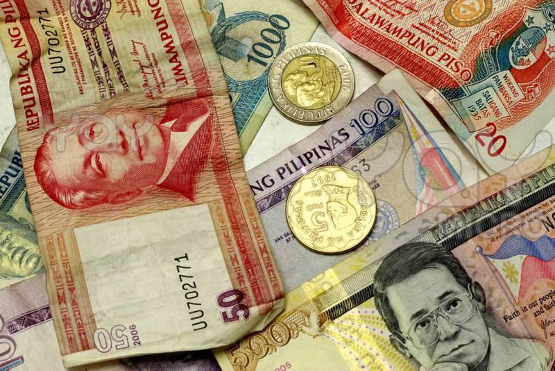 филиппинские песо картинка сторона лицевой пластины